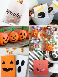 Halloween Goodie Bags It U0027s In The Bag 10 Diy Halloween Treat Bag Ideas Celebrations