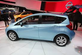nissan versa note 2013 naias 2013 nissan unveils new 2014 versa note priced from 13 990