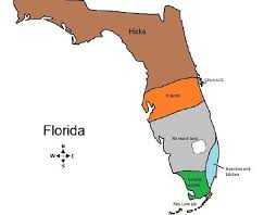 Funny Florida Memes - an accurate map of florida funny