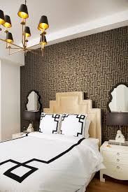 photo collection black accent wall wallpaper
