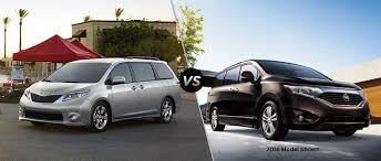 nissan quest 2017 toyota sienna vs 2017 nissan quest