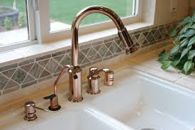 Bathroom Leaking Into Kitchen How To Install A Kitchen Soap Dispenser