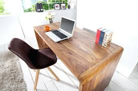 bureau massif moderne intérieur de la maison bureau massif moderne contemporain en pin