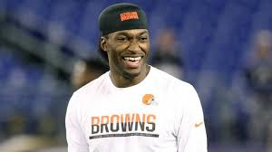 Why Did Rg3 Get Benched Santana Moss Rg3 Is Out Of The Nfl Because He Can U0027t Get Along