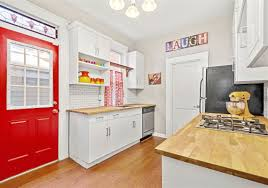 used kitchen cabinets pittsburgh buying here lower lawrenceville row house with a colorful