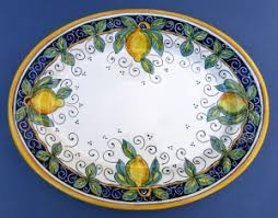 serving plate italian ceramic serving plates at the italian ceramics store