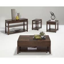 Walnut Sofa Table by Progressive Furniture P531 05 Daytona Sofa Console Table In Regal