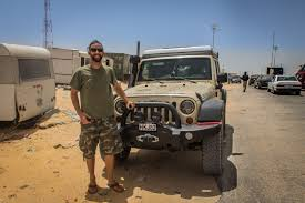 african jeep through a minefield into mauritania the road chose me