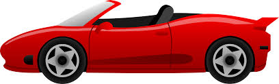 red ferrari red ferrari car free clip art