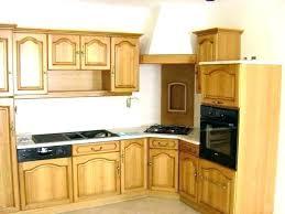 cuisine meuble bois meuble en bois clair cheap cuisine meuble bois peinture cuisine bois