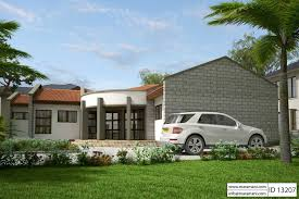 Low Budget Modern 3 Bedroom House Design Budget Modern 3 Bedroom House Design Id 13207 Plans By Maramani