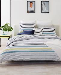 lacoste home bedding collections macy u0027s