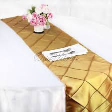gold christmas table runner 12 x108 christmas table runner gold wedding table runner taffeta