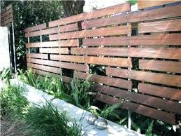 Privacy Fence Ideas For Backyard Backyard Privacy Fence Ideas Backyard Privacy Fence Imposing Best