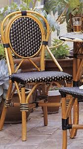Palecek Bistro Chair Bistro Chairs And Easy Blueberry Lemon Tart Bistro Chairs