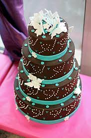 an american wedding cake in paris david lebovitz