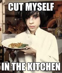 Meme Chef - emo chef meme imgur
