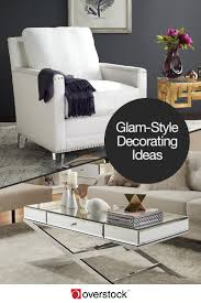 go glam with these home decorating ideas overstock com