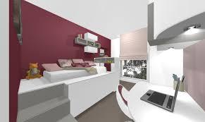 chambre mezzanine realisation d une chambre enfant avec lit mezzanine dressing et