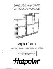Hotpoint Dishwasher Manual Hotpoint Mistral Plus 8596 Manuals