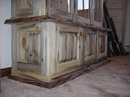 Pine Gun Cabinet The Knotty Woodworker The Long U0027s Peak Gun Cabinet