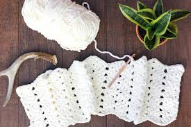 Crochet Home Decor Patterns Free Free Modern Chunky Crochet Blanket Pattern Beginner Friendly