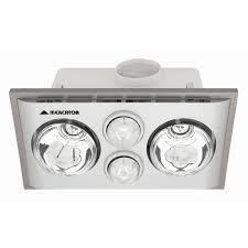 bathroom fan heat light combo bathroom fan heater light combo