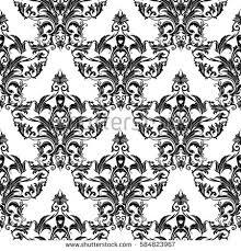 damask wallpaper stock vector 94347058