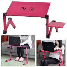 Laptop Couch Desk by 360 Folding Laptop Computer Notebook Table Stand Bed Sofa Desk