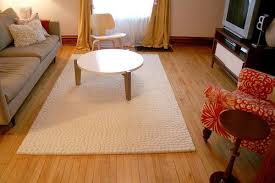 Tan And White Chevron Rug Living Room Rugs On Carpet Round Mirror On The Wall Between Frame