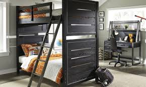graphite twin bunk beds haynes furniture virginia s furniture store picture of graphite twin bunk beds