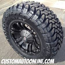 Fierce Off Road Tires Custom Automotive Packages Off Road Packages 18x9 Xd