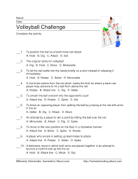 team sport vocabulary 5 team sport worksheet 1º eso secciones