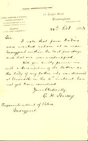 letters to police victorian policing