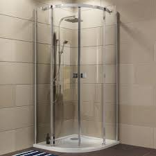 B Q Bathrooms Showers Shower Shower Enclosures Doors Cubicles Trays Diy At Bq