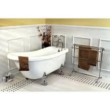 bathroom using clawfoot faucet for bathtub design ideas home design