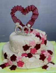 17 best two tier cakes images on pinterest pretty cakes tiered