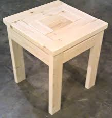 Simple Wood Projects For Beginners by Best 25 End Table Plans Ideas On Pinterest Coffee And End