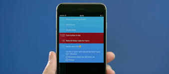 sorted offers a new take on the standard to do list app techcrunch