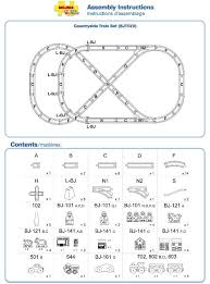 imaginarium train table instructions wooden railway train track layouts