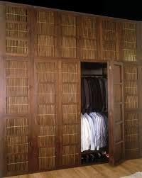 stunning bamboo closet doors 64 in home decor ideas with bamboo