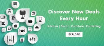 home decor offers snapdeal deal exciting deals on kitchen home decor and more at