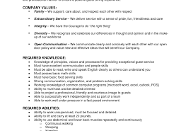 resume homemaker job description on resume stunning housekeeping