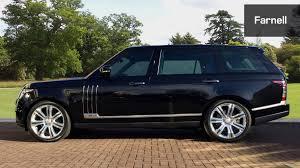 champagne range rover used land rover range rover 5 0 v8 s c autobiography black lwb 4dr