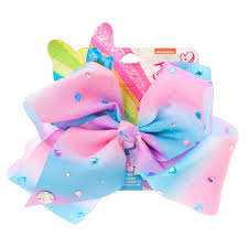 cool hair bows jojo siwa large ombre is cool signiture hair bow s