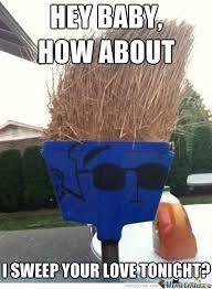 Broom Meme - johnny broomo by snajath meme center