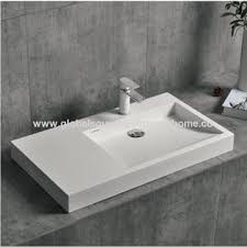 solid surface bathroom sinks china molded bathroom sinks artificial stone resin wash basin solid