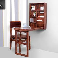 reading table and chair space saver study table