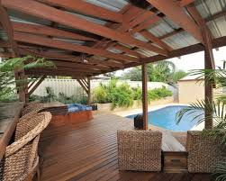 Patio Backyard Ideas by Backyard Patio Designs With Jacuzzi Image Landscaping