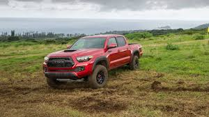 2017 toyota tacoma review u0026 ratings edmunds